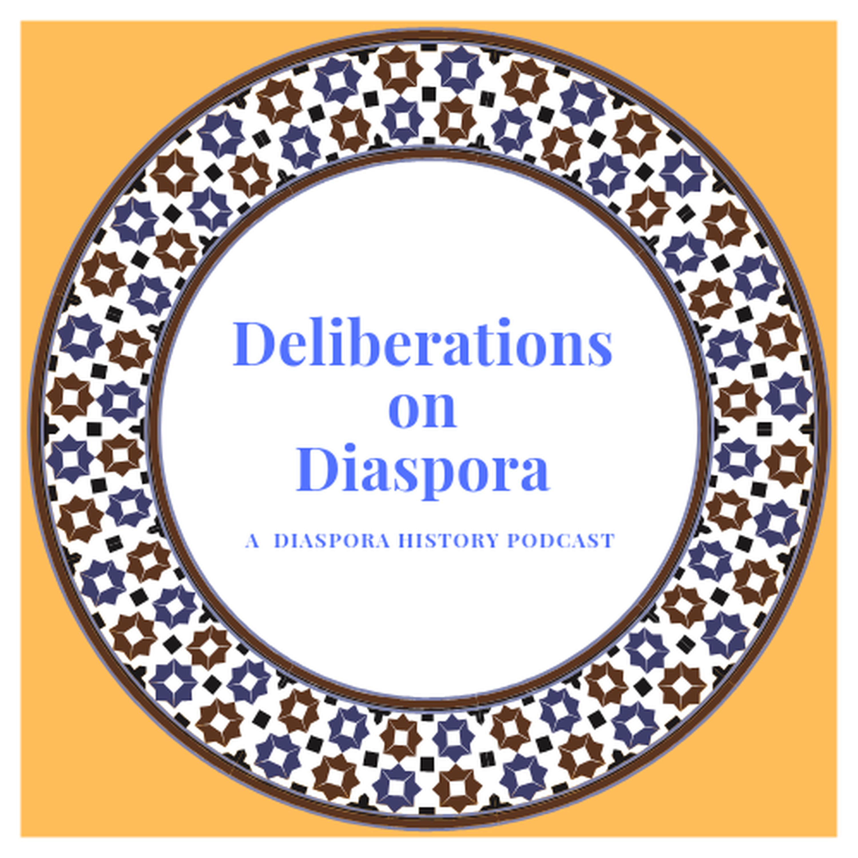 Deliberations on Diaspora – CFRC Podcast Network