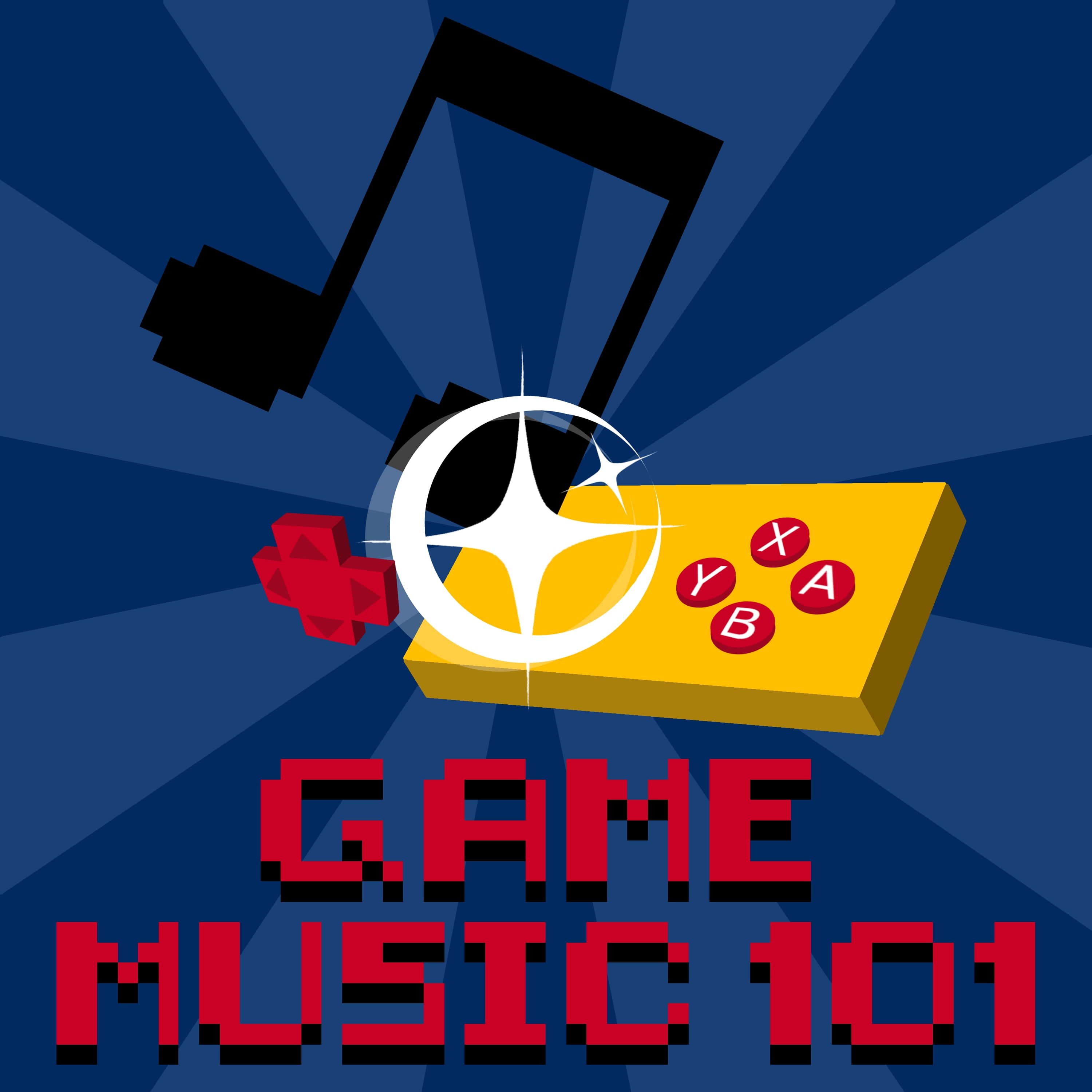 Game Music 101 - CFRC Podcast Network
