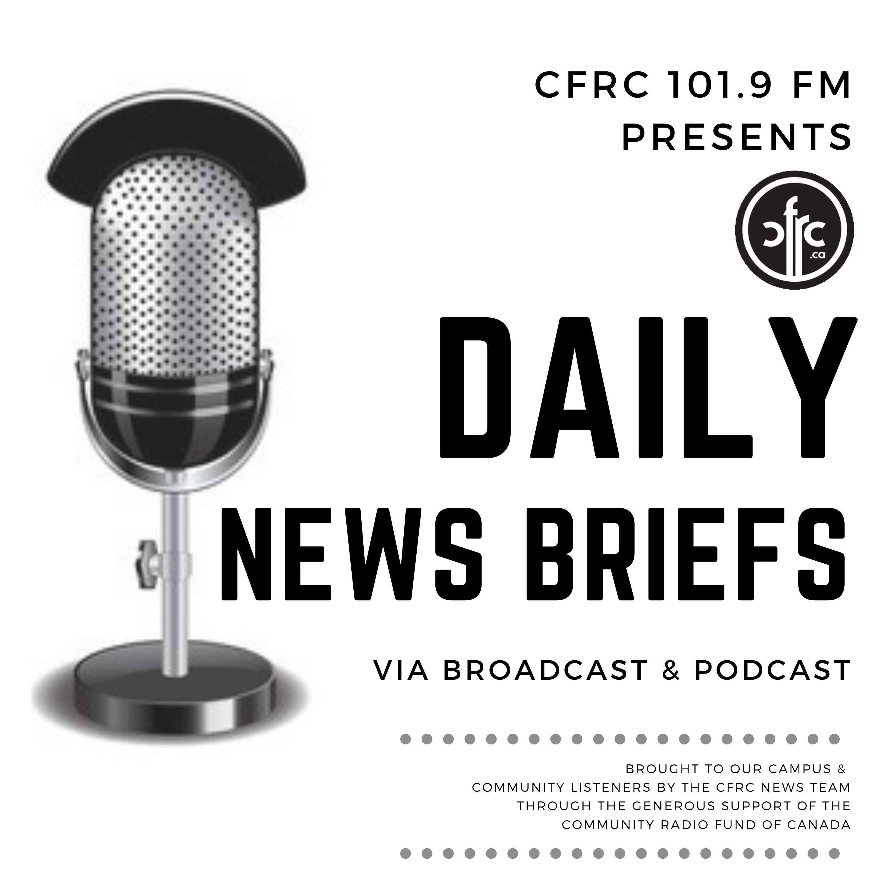 CFRC Daily News Briefs