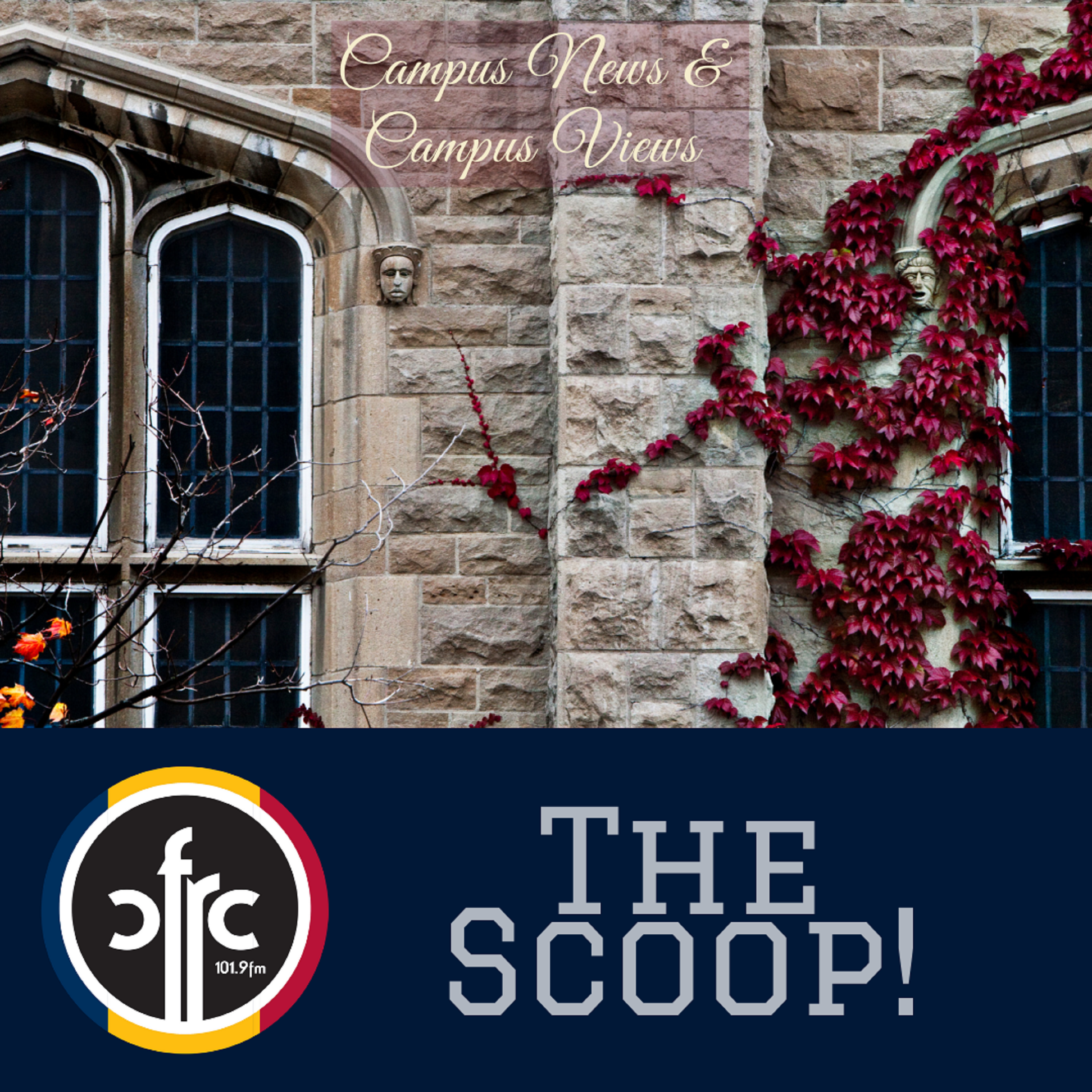 The Scoop! – CFRC Podcast Network