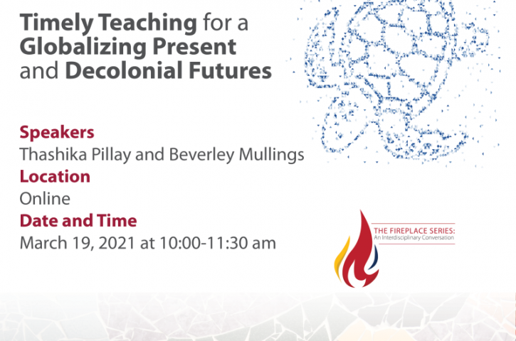 Episode 11: Timely Teaching for a Globalizing Present and Decolonial Futures